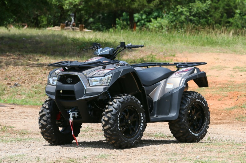 kymco unveils new mxu series atvs with eps and updated youth quads for 2015. Black Bedroom Furniture Sets. Home Design Ideas