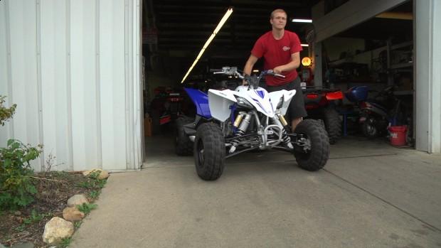 Yamaha YFZ450R GYTR Budget MX Racer Project Test: with VIDEO