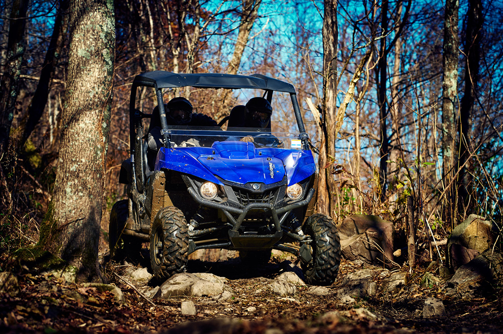 Yamaha announces all new wolverine r spec side by side for Yamaha wolverine r spec top speed
