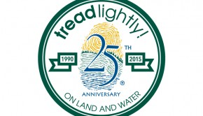 tread_lightly_25th_annaversery_logo