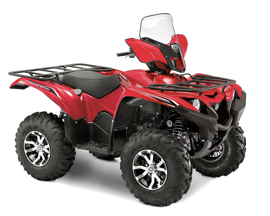 Yamaha Kodiak Wheels