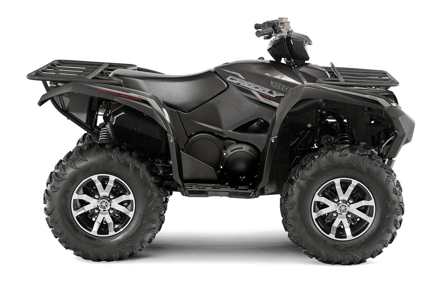 2016 Yamaha Grizzly 700 First Look009