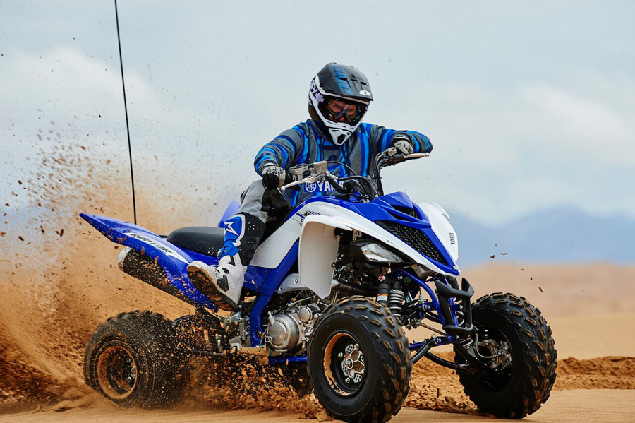 2016 Yamaha Raptor 700 First Look006 In 2017 The