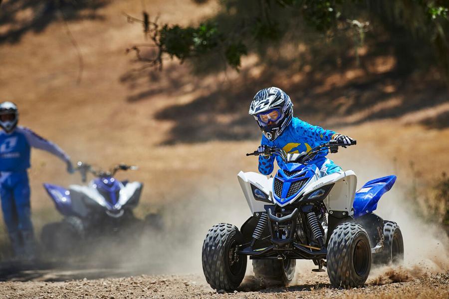 Yamaha Raptor 250 >> » 2016 Yamaha Sport ATV Lineup, First Look:
