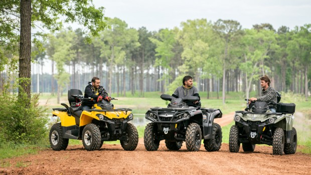 187 New 2016 Can Am Atv Models First Look With Video