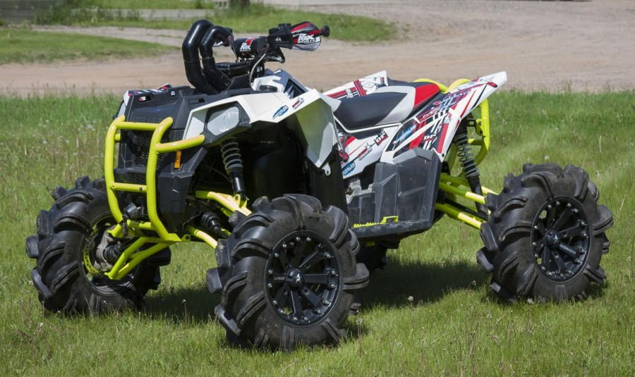 ROX RELEASES BUMPERS FOR SCRAMBLER 850/1000