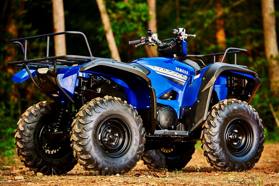 2016 Yamaha Grizzly 700 First Test034