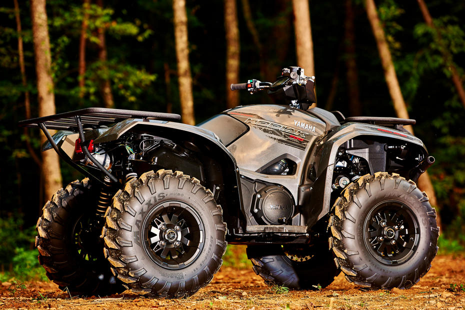 2016 yamaha kodiak 700 eps first test with video for Yamaha kodiak 700 review