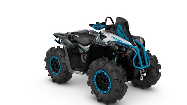 2016 Renegade X mr 1000R Hyper Silver, Black, Octane Blue_first_look