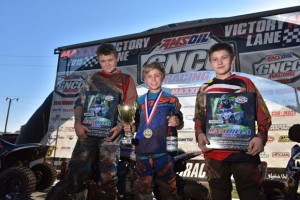 gncc_racing_round_10_2015_unadilla_ atv_youth_podium