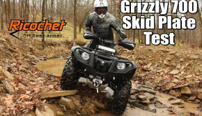 ricochet_grizzly_700_skid_plate_test