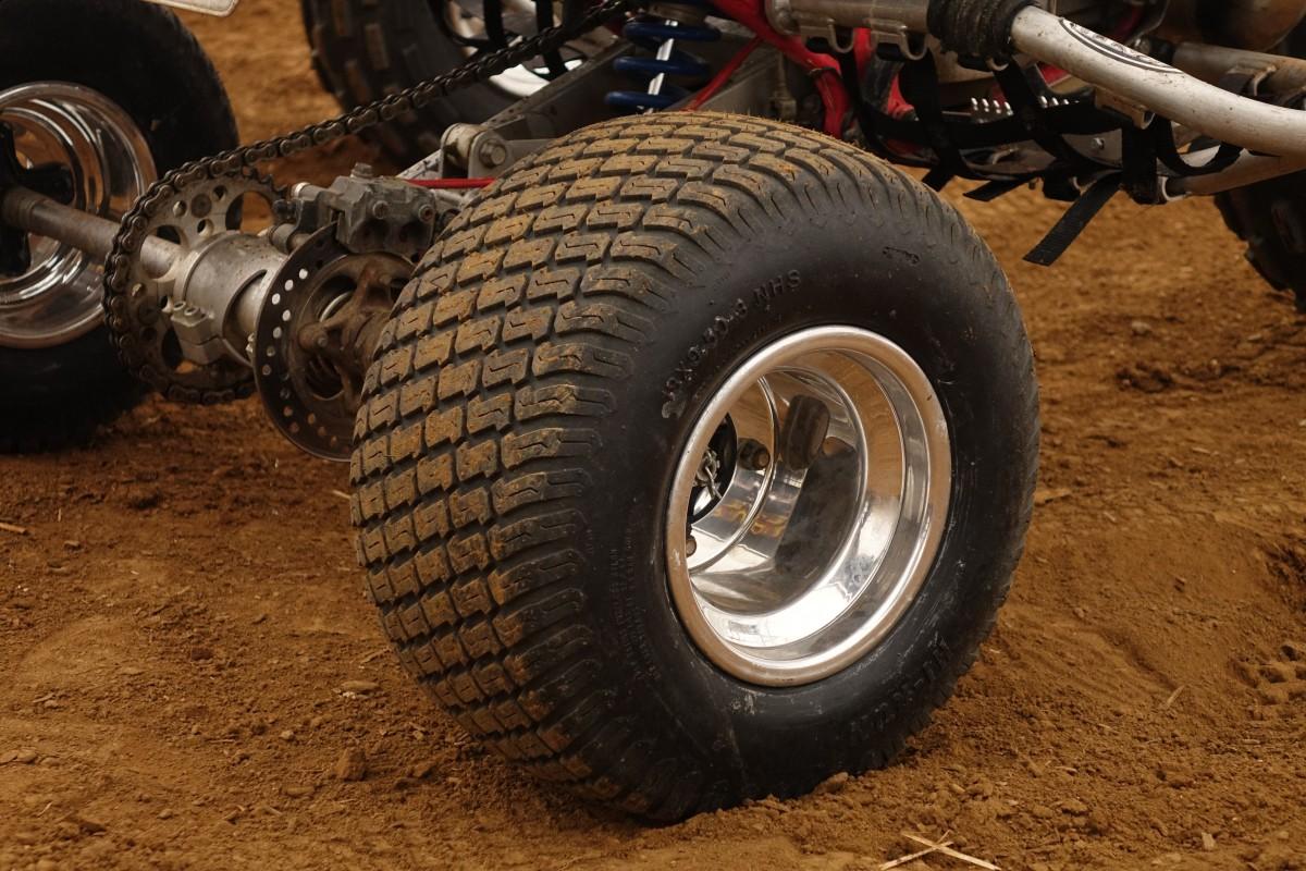 187 Hi Run Turf Saver 3 Wheeler Race Tire Test With Video