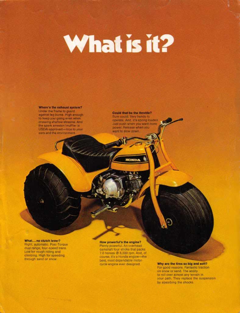 1983-1987 Honda ATC200X Classics Test: WITH VIDEO