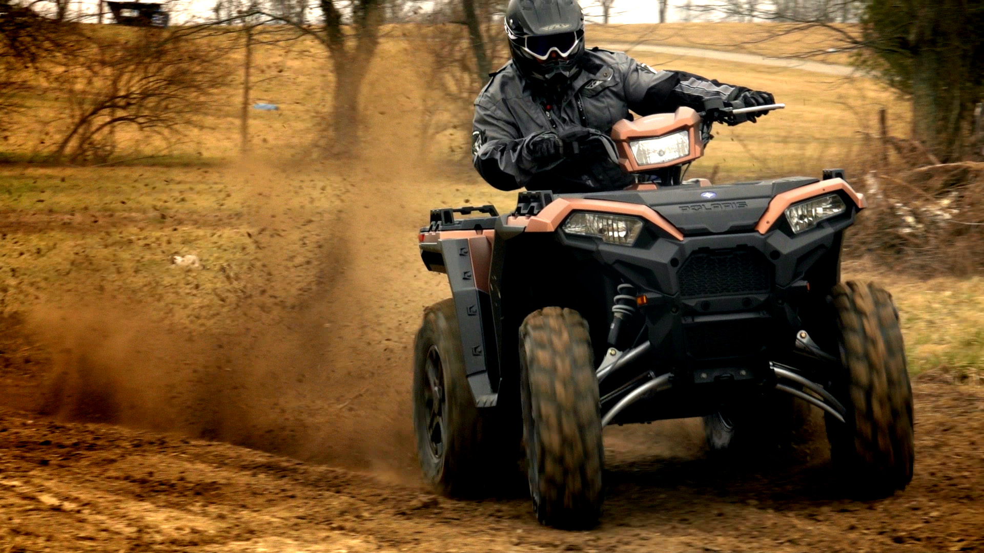 2017 polaris sportsman xp 1000 test review with video. Black Bedroom Furniture Sets. Home Design Ideas