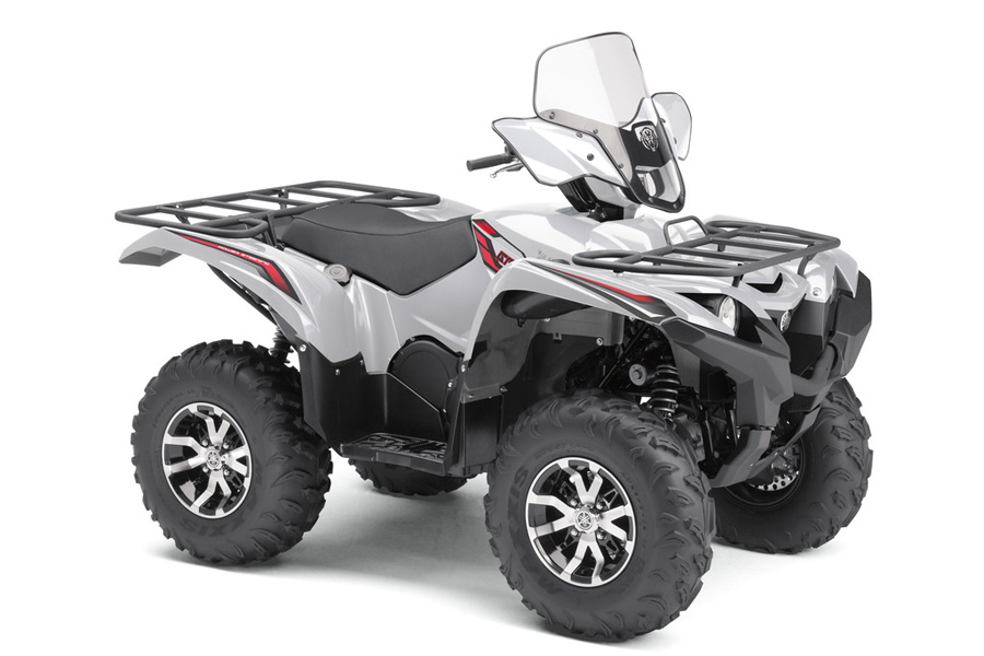 yamaha expands 4x4 atv lineup for 2018 with video