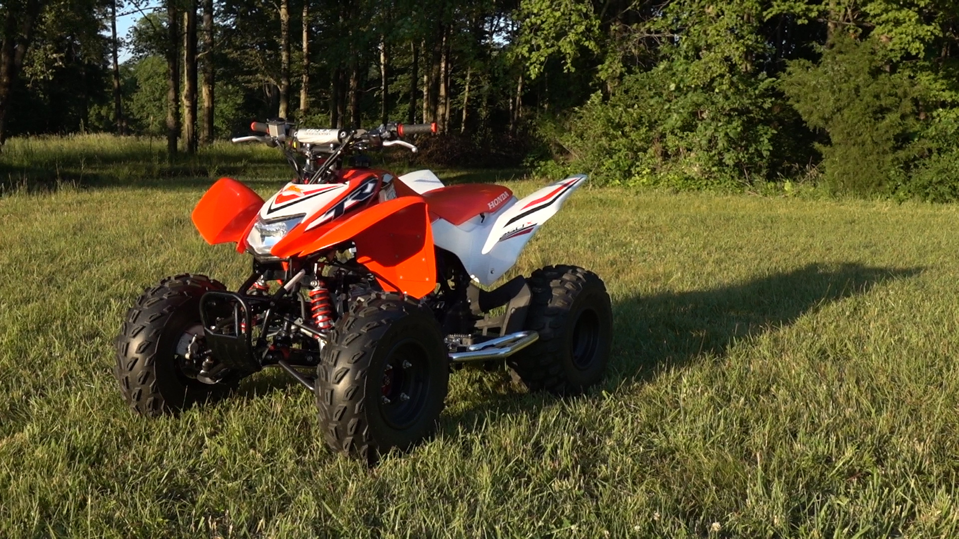 187 Honda 250x 250ex Must Have Upgrades Project With Video