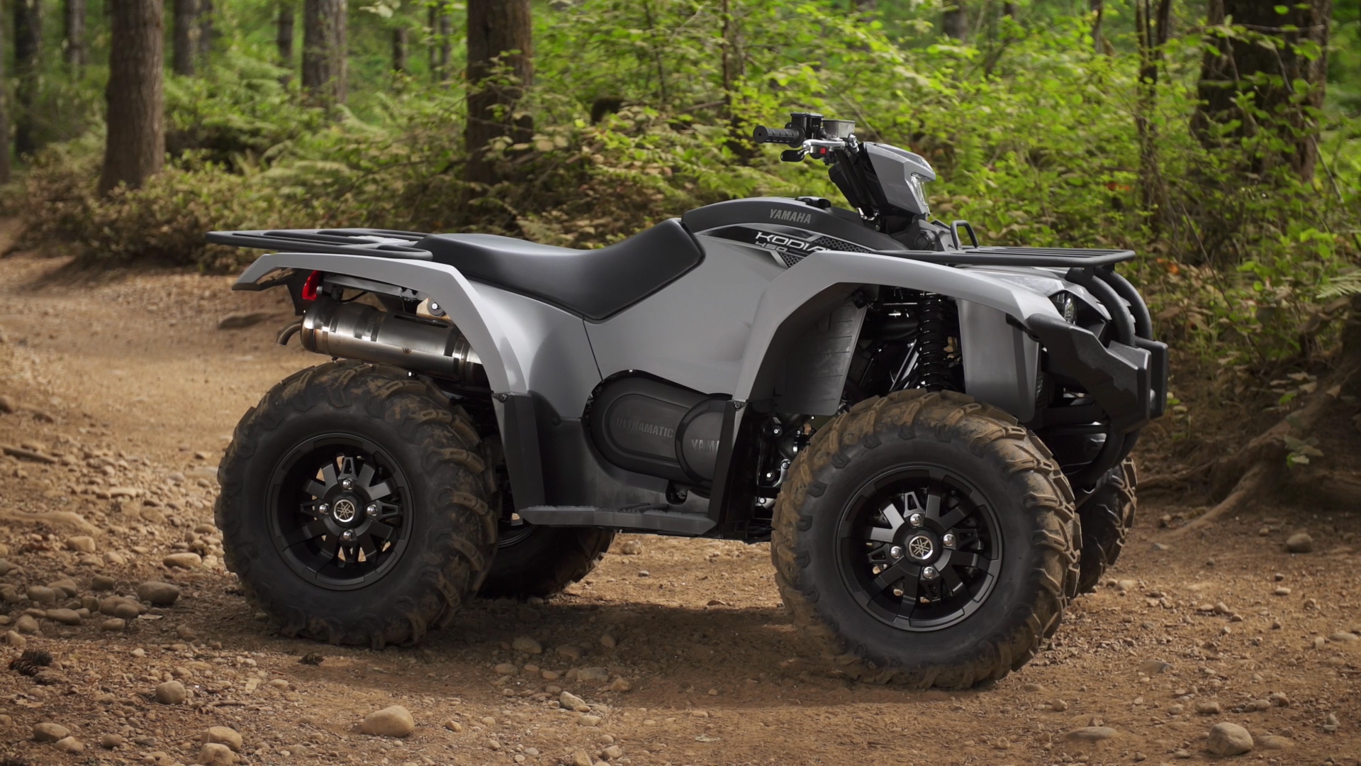 2018 yamaha kodiak 450 test review with video for Yamaha kodiak 700 top speed