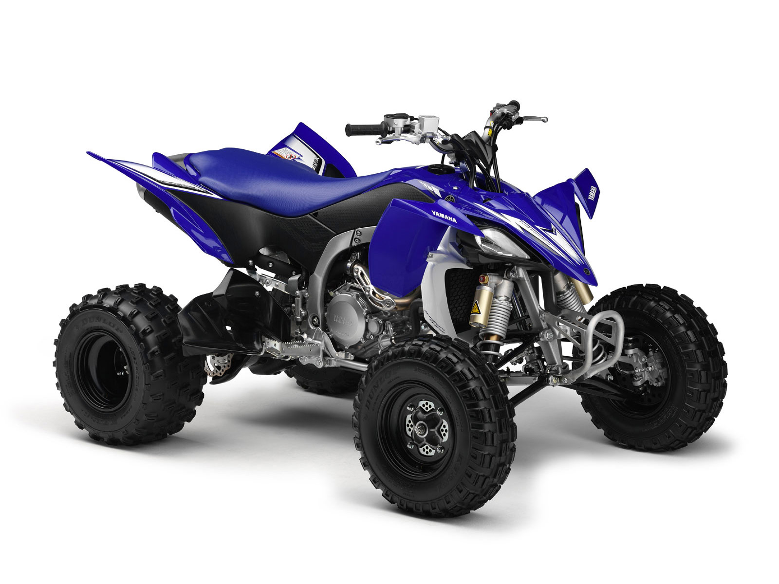 Prototype 49.5″ Wide Yamaha Raptor 700 Test