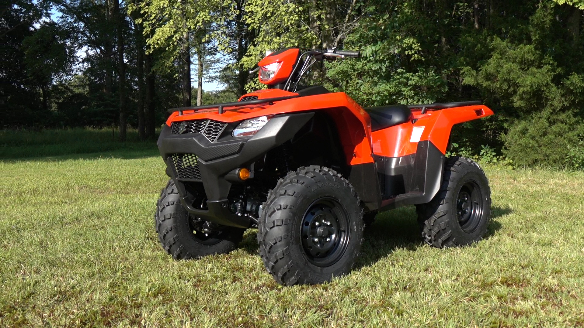 2019 Suzuki KingQuad 500 Test Review: WITH VIDEO